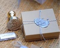 Iný materiál - Pečatný vosk s knôtom - 3147009