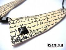Náhrdelníky - Parížsky spleen - 3147012