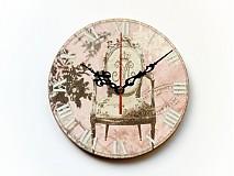 Hodiny - Fejk hodiny - obrázok - 3149527