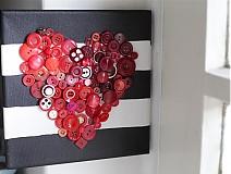 Dekorácie - 2)...all you need is LOVE... - 3149725