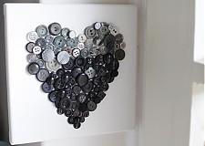 Dekorácie - 3)...all you need is LOVE... - 3149734