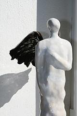 Socha - Anjel alebo ako v nebi tak aj na zemi - 3152574