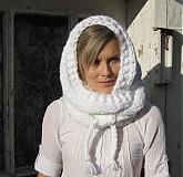 KapuCňoŠáL biely