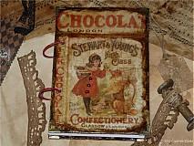 Papiernictvo - Čokoláda-kľúč do sveta fantázie.....Carcoolcaaa - 3155482