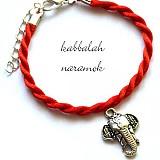 Náramky - kabbalah náramok orientálny slon - 3159318