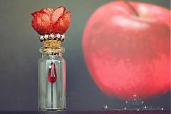 Náhrdelníky - upíří lahvička na drobnosti - 3160134