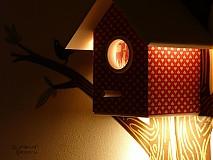 Svietidlá a sviečky - Svietidlo ŽIŽA búdka 504 - 3167844