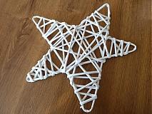 Drobnosti - Papierové pletenie...hviezda - 3168084