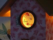 Svietidlá a sviečky - Svietidlo ŽIŽA búdka 502 - 3168149