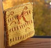 Peňaženky - Malá peňaženka - žltá - 3170446