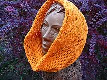 Šály - Orange sunset 3v1 - 3171069