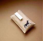 - béžové s koníkom - 3179060
