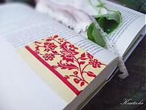 Papiernictvo - Čítam s ornamentom... - 3184139