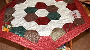 Úžitkový textil - Vianočný obrus - 3185412