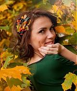 Ozdoby do vlasov - Jesenná nr.4 by HOGO FOGO - 3193606