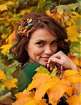 Ozdoby do vlasov - Jesenná nr.4 by HOGO FOGO - 3193608