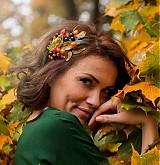 Ozdoby do vlasov - Jesenná nr.4 by HOGO FOGO - 3193744