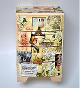 Krabičky - Krásy Paríža - 3198088