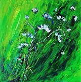 Obrazy - Zo smaragdovej lúky - 3205420