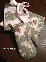 Úžitkový textil - ...sada romantic... - 3206542