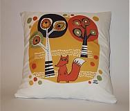 Úžitkový textil - líška - 3206544