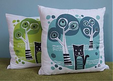 Úžitkový textil - mačka - 3215662