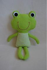 Hračky - žabiačik zelený - 3228434