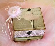 Krabičky - Baletka - 3230349