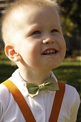 - Detský motýlik zelenáčik - 3231035