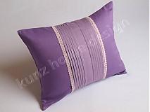 Úžitkový textil - Obliečka štvorec TATIANA - 3240143