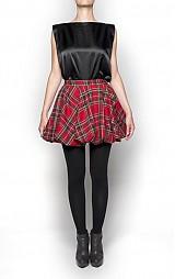 Sukne - Károvaná sukňa  - 3240176