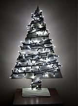 Nábytok - Vyrob si svoj oridži vianočný stromek - 3245431