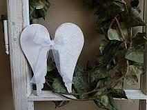 Dekorácie - Dekorácia.....Anjelské krídla :-) - 3250519
