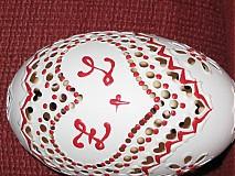 Valentín - husacia kraslice - 32592