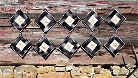 Úžitkový textil - Chňapka čierna - 3268250