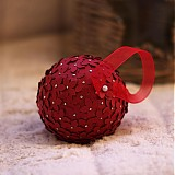 Dekorácie - vianočná guľa *5 - 3269057