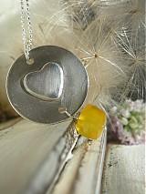 - Yellow Heart (ihneď k odberu) - 3280679
