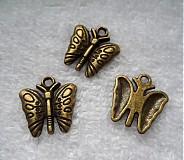 Komponenty - KPrív-motýľ 14x15mm-st.mos-1ks - 3280796
