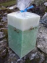 zelený hranol - voňavý :)
