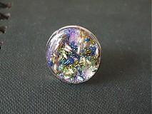 Prstene - Biely vres - 3318648