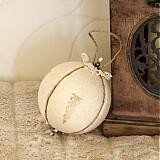 Dekorácie - vianočná guľa *22 - 3319234