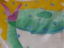 Kurzy - maľovanie na hodváb 1 - 3325118