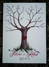 Papiernictvo - Wedding tree - 3327107