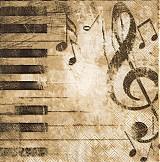 Papier - Hudba, noty - 3327400