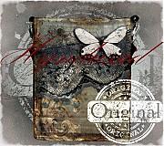 - Kabelka s motýlkem - 3342136
