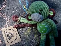 Hračky - opička - 3351514