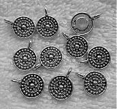 Komponenty - KPrív-minca 9mm-plat-1ks - 3356210