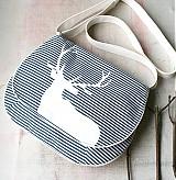 Kabelky - Jeleň snežný - 3374904