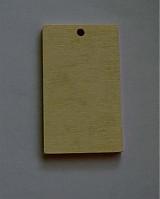 Komponenty - drevené výseky - obdĺžnik 2,2 x 3 cm - 3376107