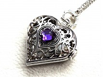 - purpurové srdce - 3381303